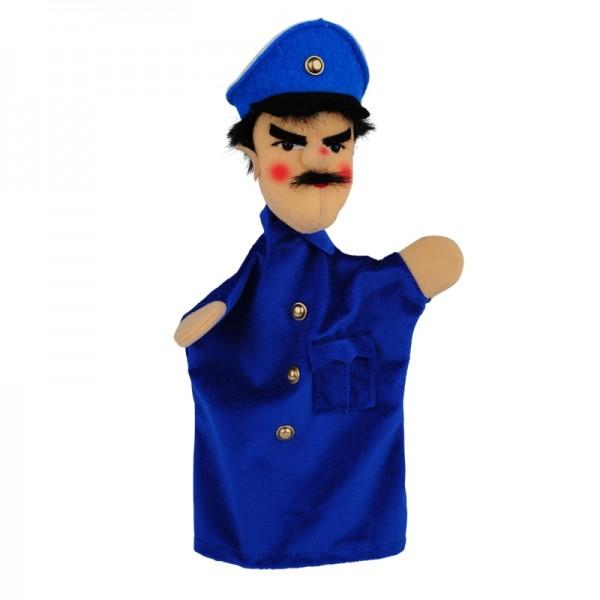 Polizist blau | Handpuppen Kersa Classic