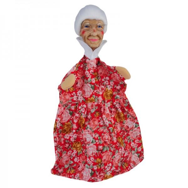 Großmutter | Handpuppen Kersa Micha