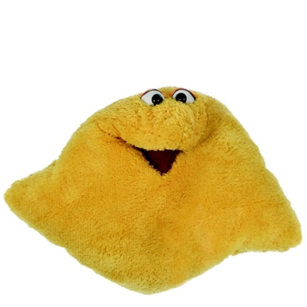 Kissen gelb