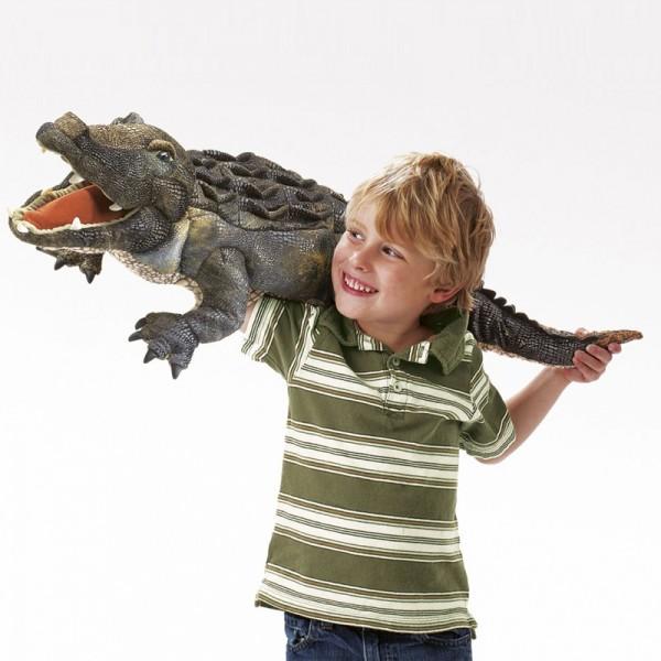 Folkmanis Amerikanischer Alligator