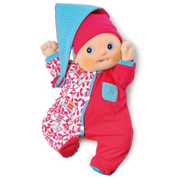 Rubens Baby Accessoires - Cozy Pink Pajamas