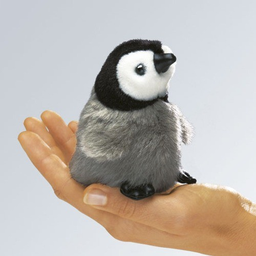Folkmanis Mini Pinguin Baby