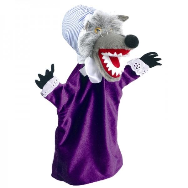 Wolf verkleidet   Handpuppen Kersa Classic