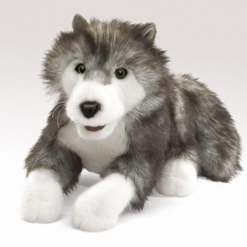 Folkmanis Wolf, Polarwolf